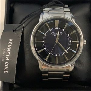 Kenneth Cole Men's Classic Clear Dial Watch